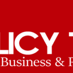 The policy talk Retina logo