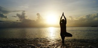 Celebrating 'International Yoga Day'