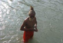 Swami Shivanand is on Hunger Strike to Fight Illegal River Mining in Uttarakhand