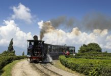 Darjeeling Burning Time for an Honest Introspection