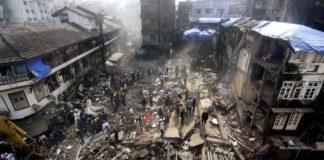 Mumbai has Country's Worst Killer Buildings!