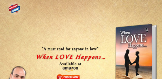 """Budding Author Manish Kumar Redefines Love in his Upcoming Book """"When Love Happens…"""""""