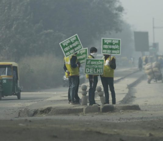 Delhi's unprecedented pollution and some remediation