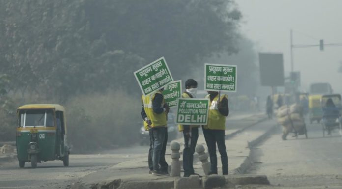 Delhi's unprecedented pollution and some remediation