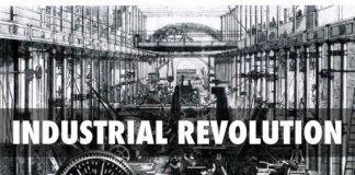 Death In The Face of Industrial Revolution