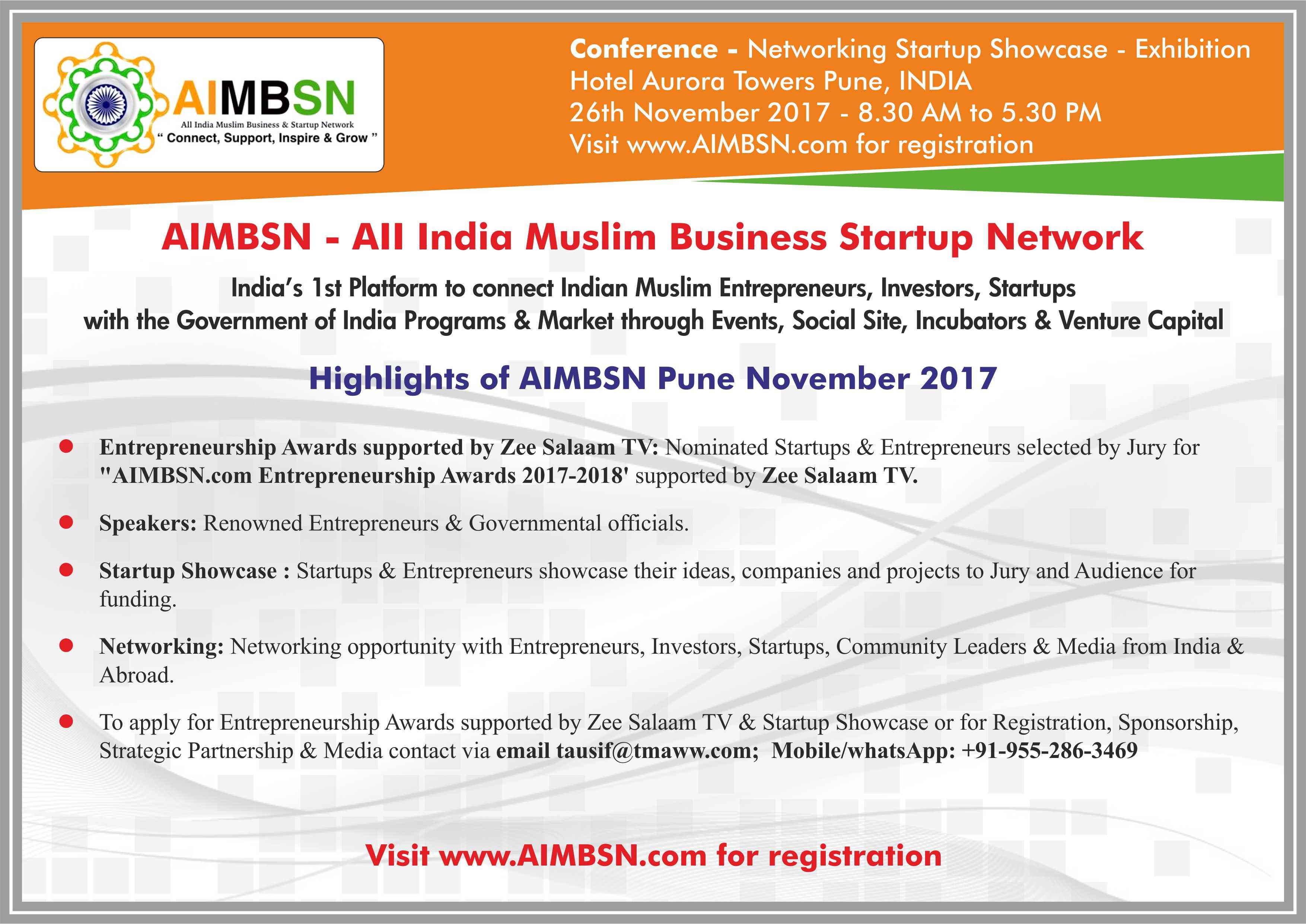 AIMBSN - New Platform for Muslim Startups | thepolicytimes com