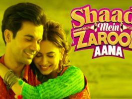 Shaadi Me Zaroor Aana: A Slap On Our Society