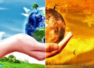 Climate of India taking control