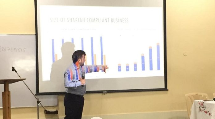 Community Based Financial Solutions An Inspiring Talk by Dr. Shariq Nisar
