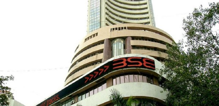 Sensex in Holiday Boost
