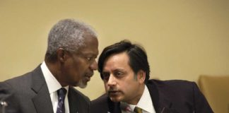"Why Tharoor Feels ""Its' Hard To Be A Politician"""