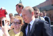 The Russian President seems to be in no mood to take risksThe Russian President seems to be in no mood to take risks