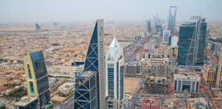 Saudi takes control of Binladin Construction