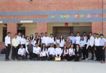Aryabhatta College Organised Internship Fair'18 Successfully
