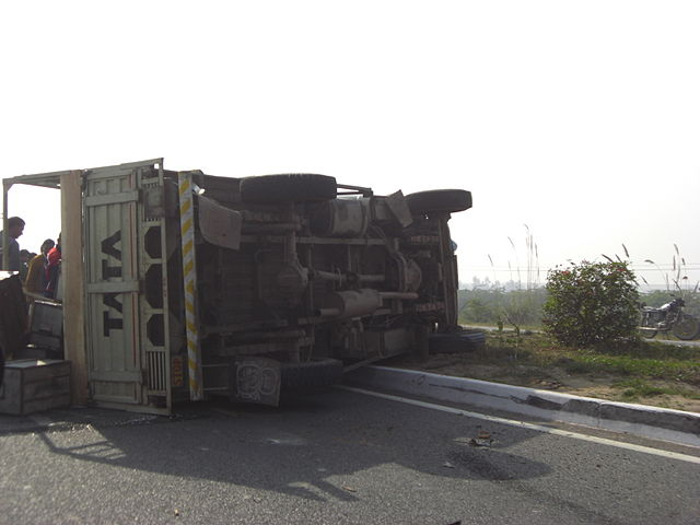 India still Tops in Fatal Road Accidents