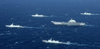 South China Sea Beijing's New Military Outpost