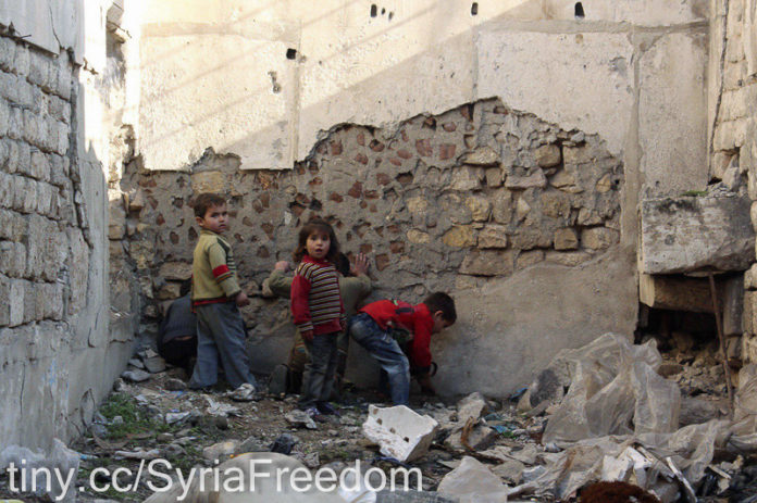 Syria Showed How low Human can Go