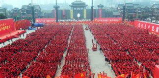 Communism becoming vulnerable in China