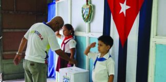 Cuban Election with Just One Party
