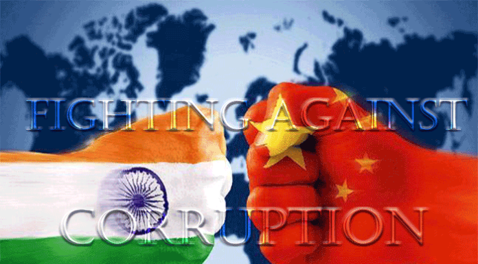 Fighting Corruption: India Vs China