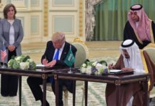 Arm Sales Gain US Far More Than Saudis