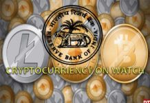 Cryptocurrencies on the Watch in India