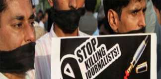Are journalists safe