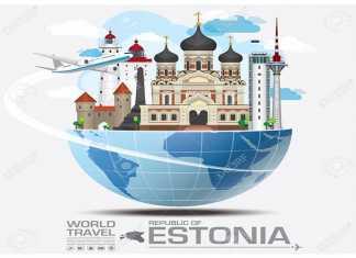 Travel free soon in Estonia