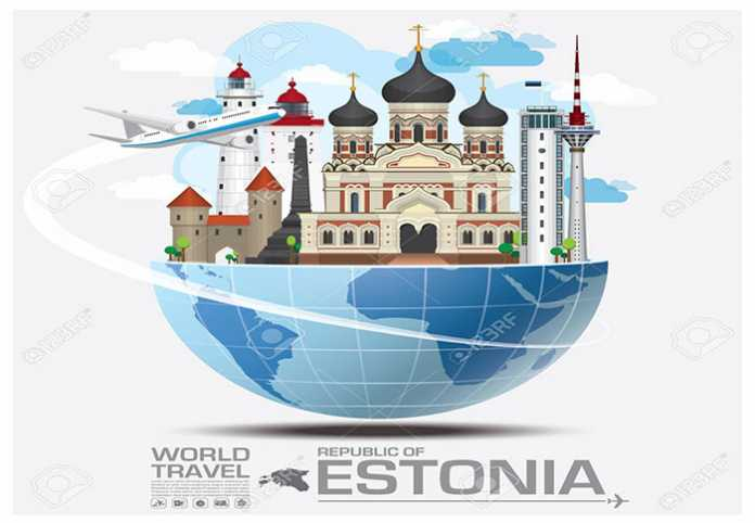 Travel free soon in Estonia