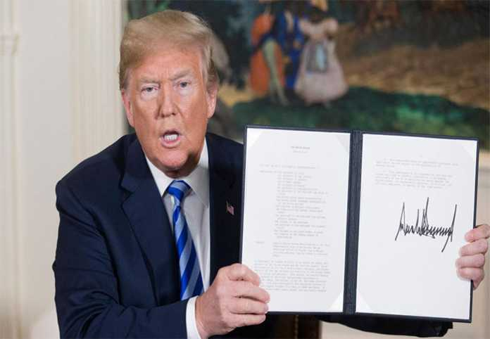 Trump's exit of Iran deal is a blessing in disguise for Tehran
