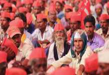 Farmers not Happy in India