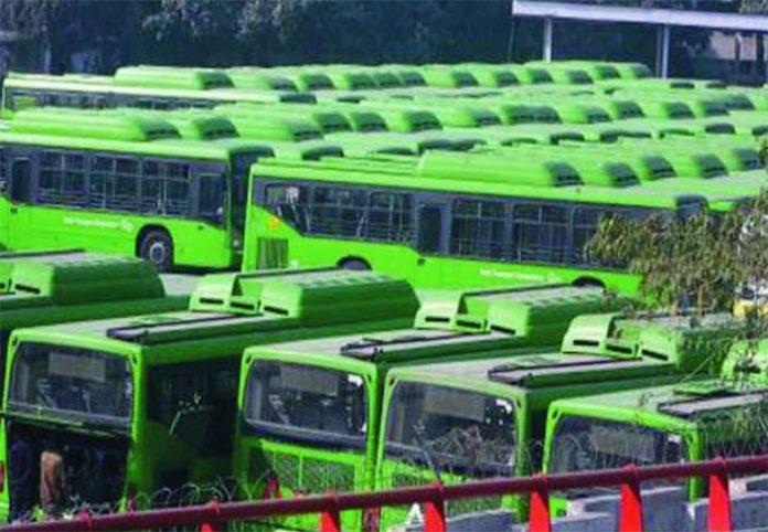 Public Transport Crisis in Delhi
