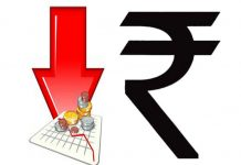 THE RUPEE'S DISMAL SHOW