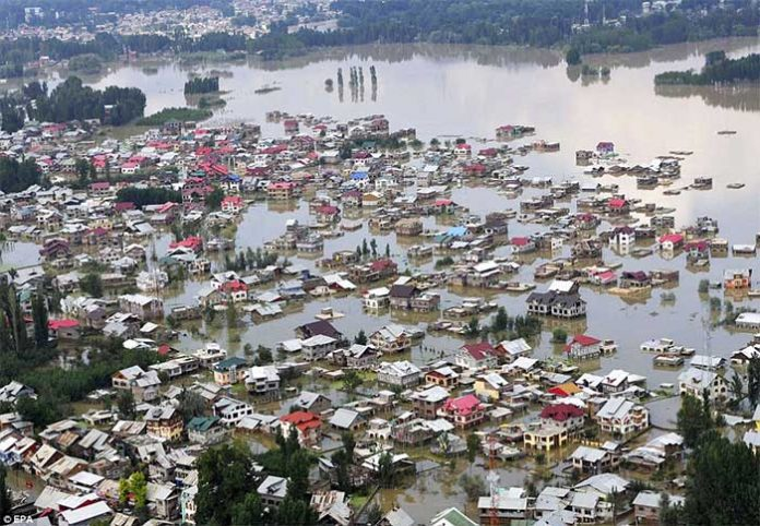 The Flood Fury of Kashmir