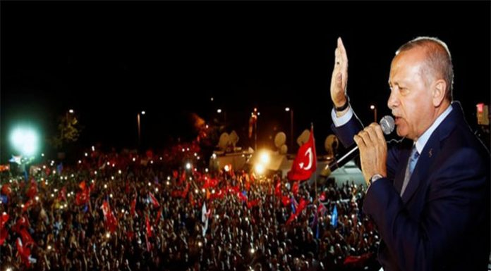 The same old Erdoğan with more power is back