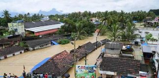 Deadly deluge grips Kerala