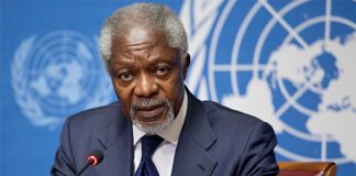 Former UN Secretary General Kofi Annan passes away