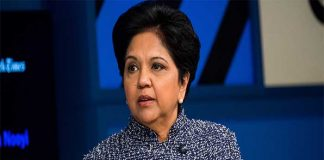 Indira Nooyi to step down as PepsiCo CEO