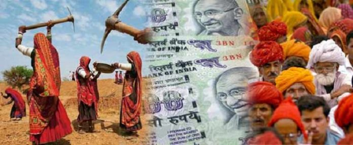 99% of MNREGA wage payments electronically transferred to beneficiaries