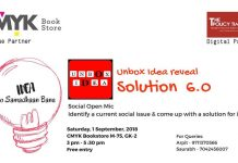 Social Open Mic on Sept. 1 in New Delhi