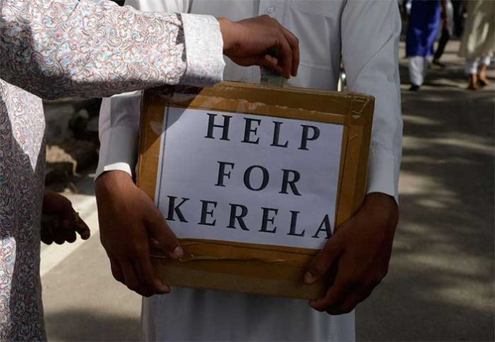 UAE offers $100 million aid to Kerala