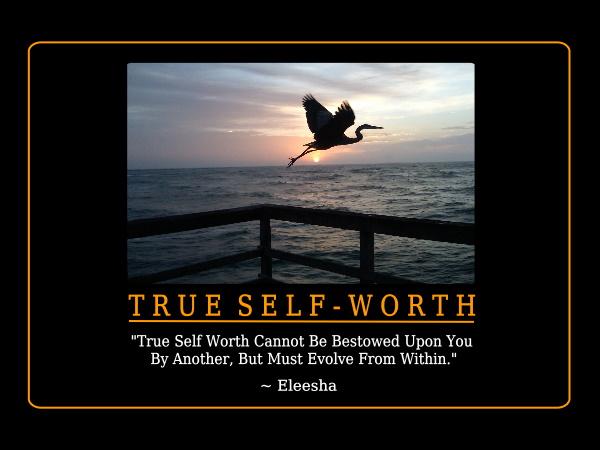 truth self-wroth