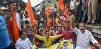 Bharat band: Violence in the name of protest