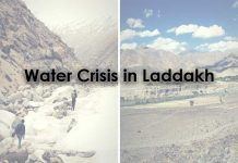 Climate Change is Behind Ladakh's Water Crisis