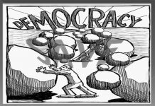 Dissent is the safety valve of democracy
