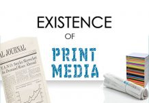 Existence of Print Media Path is difficult