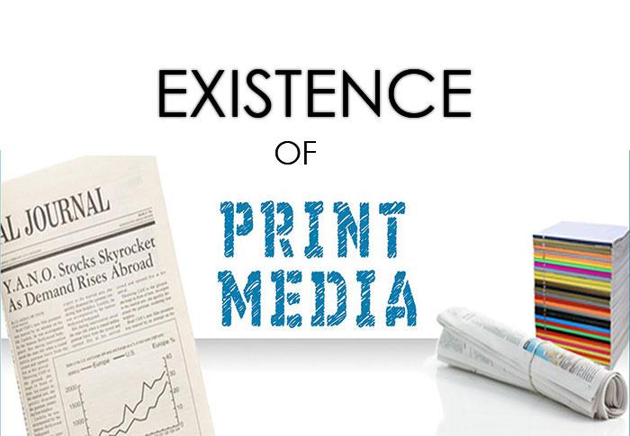 प्रिंट मीडिया का अस्तित्व: डगर कठिन है मगर...