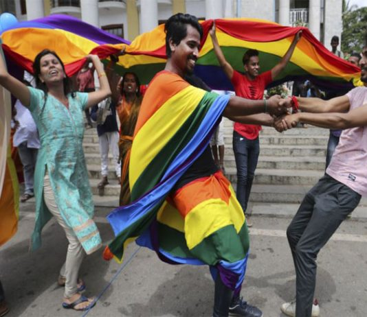 Gay sex is Legal in India