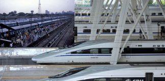 Can India Railway Match China?