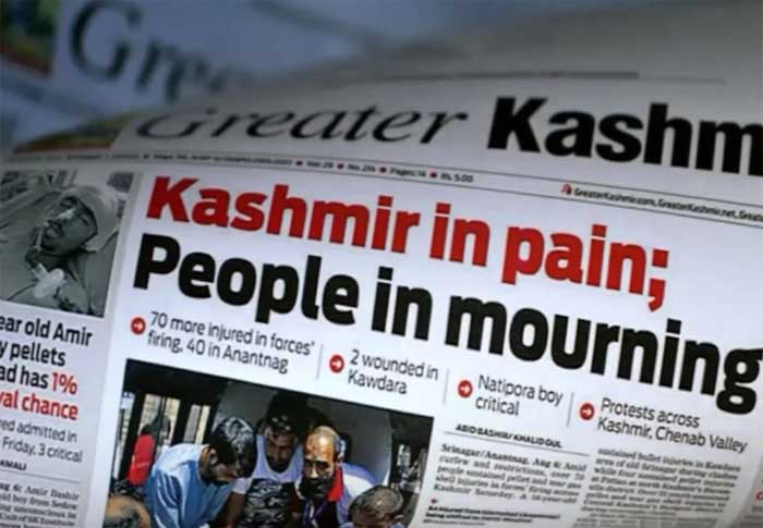 Is India's political engagement failing disastrously in Kashmir?